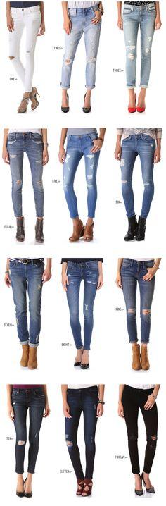 I like the shoe/pant length ideas. Cute Fashion, Denim Fashion, Look Fashion, Fall Fashion, Womens Fashion, Fall Outfits, Casual Outfits, Cute Outfits, Look At You
