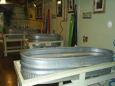Dog Grooming Tubs with vintage design