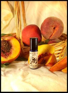 CHANTILLY CREAM PERFUME OIL 5 ml - Fluffy Whipped Cream, Peach Nectar, Vanilla & Yellow Mandarin