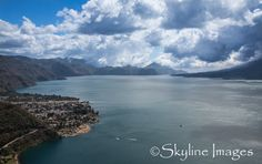 Lake Atitlan, serene and beautiful. #Guatemala www.coeduc.org