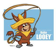 toon043 - Baba Looey / Hanna Barbera (1959)
