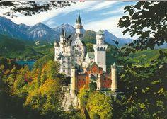 シンデレラ城にも劣らない。とびきりメルヘンなドイツのお城たち|MERY [メリー]