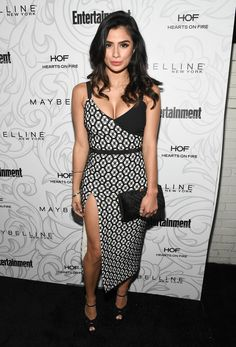 Diane Guerrero Photos Photos - Actor Diane Guerrero attends the Entertainment Weekly Celebration of SAG Award Nominees sponsored by Maybelline New York at Chateau Marmont on January 28, 2017 in Los Angeles, California. - Entertainment Weekly Celebrates the SAG Award Nominees at Chateau MarmontSsponsored by Maybelline New York - Arrivals
