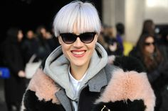 They Are Wearing: New York Fashion Week Fall 2014 - Slideshow - WWD.com