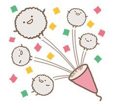 Sumikko Gurashi + Animated - http://www.line-stickers.com/sumikko-gurashi-animated/