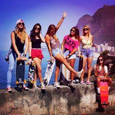 Meninas de Ouro - Brazil