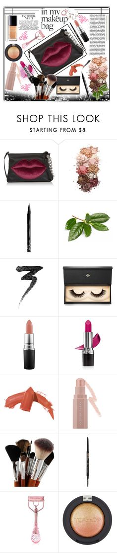 """In My Makeup Bag"" by jeneric2015 ❤ liked on Polyvore featuring beauty, Kendall + Kylie, Sigma, NYX, Manic Panic NYC, Lash Star Beauty, MAC Cosmetics, Avon, Puma and Anastasia Beverly Hills"