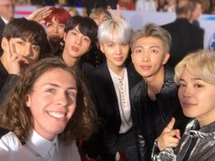"""""""Reunited with @BTS_twt! Get ready for this interview…. ✨ """""""