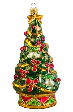 Joy to the World Collectibles 'O Christmas Tree' Ornament available at #Nordstrom