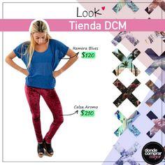 Para recibir el finde, combinamos los colores de la temporada en un #look único. ¿Te animás?  Encontralo en -> www.tiendadcm.com/products/list/brand/20080