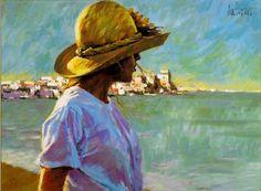 Aldo Luongo | Aldo Luongo Art, Paintings, and Prints for Sale!