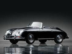 1959 Porsche 356A 1600 Super Convertible D by Drauz | The Don Davis Collection 2013 | RM AUCTIONS