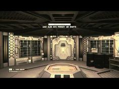 Let's Play Alien Isolation Crew Expendable DLC No Commentary - YouTube