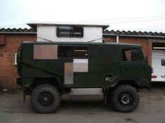 Land Rover 101 Adventure Camper
