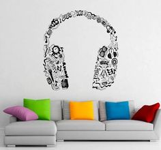 wall clings music - Google Search