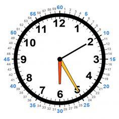 Teaching Children to Read Clocks - Making a Learning Clock Teaching Child To Read, Teaching Time, Shapes For Kids, Math For Kids, Learning Clock, Kids Learning, Math Clock, German Language Learning, Fun Worksheets