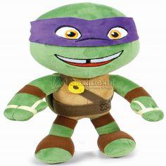 Peluche Tortugas Ninja Donatello