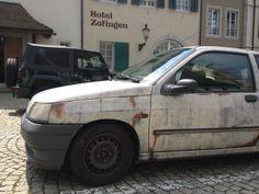 Ratlook Renault Clio Ratrod