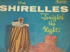 33 1/3 Vinyl Record The Shirelles Scepter by TrailBlazerRetroShop