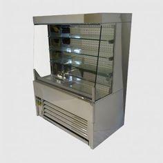 Frost-Tech 600(w)mm SS Low Height Multideck: SLD60-60