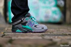 """New Balance MT580 x West NYC """"Alpine Guide Edition"""""""
