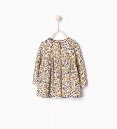 Floral dress-Dresses and Jumpsuits-Baby girl-Baby | 3 months - 3 years-KIDS | ZARA United States