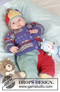 "DROPS jacket with pattern in ""BabyMerino"". Baby Knitting Patterns Free Newborn, Free Knitting, Drops Design, Drops Baby, Free Pattern, Knit Crochet, Crochet Patterns, 4 Years, 18 Months"