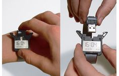 Really sweet watch! Could I make something like this with?