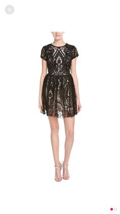 Beautiful glitzy dress for a night out