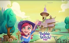 XPERIA™ Bubble Witch 2 Theme- screenshot thumbnail Android Apps, Google Play, Disney Characters, Fictional Characters, Witch, Bubbles, Disney Princess, Games, Witches