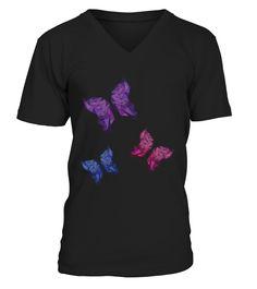 YOGA T SHIRT polygonal butterfly  Funny Yoga T-shirt, Best Yoga T-shirt