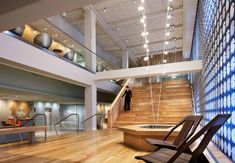 Pandora Media Offices | abastudio / Andrew Bartle Architects; Photo: Durston Saylor Photography | Archinect