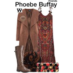 Inspired by Lisa Kudrow as Phoebe Buffay on Friends.                                                                                                                                                                                 More