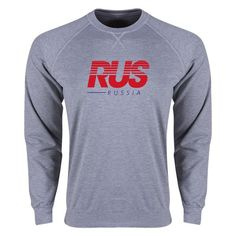 Russia 2018 FIFA World Cup Russia™ Motion Mens Hoody (Grey)