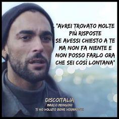"""#DiscoItalia di questa settimana su #RadioItalia: """"Ti ho voluto bene veramente"""" di @mengonimarcoofficial @sonymusicitaly"""