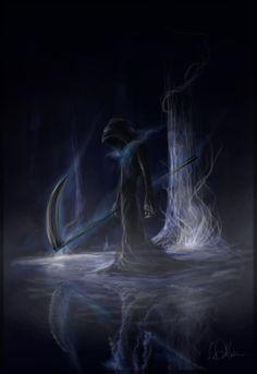 Grim Reaper by NoNutritionalValue <3