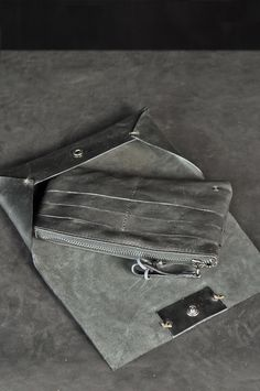 Marsèll – Horse Leather Long Wallet