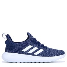 reputable site e2d62 de7f2 Adidas Men s Cloudfoam Lite Racer Byd Sneakers (Dark Blue White)