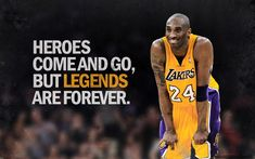 NBA anime Los Angeles sports heroes Kobe Bryant basketball Los Angeles Lakers