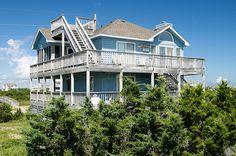 Hatteras Hoot: 4 Bedroom, 4 Bath - Kinnakeet Shores Pool Access - Oceanview- Avon NC