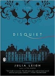 This novella is a slice of life out of a wealthy French family's sad homecoming. In the short span of the book, there is a great deal of tragedy, which seems to bounce from one member of the family to another. The behavior of the characters is eccentric, but not humorous. There's a sort of pall cast over the book, and in that sense it is atmospheric.