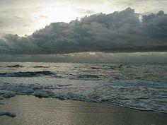 Het strand van Callantsoog.