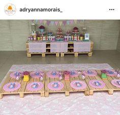 Decoração by Adryanna Morais Festa Baby Alive, 7th Birthday, Birthday Parties, Baby Dolls, Kids Rugs, Party Ideas, Fiestas, Anniversary Parties, Birthday Celebrations