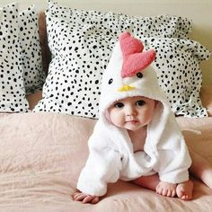 What a cute little chick!!