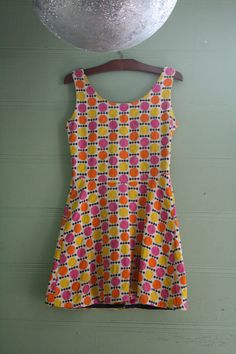 Vintage 1960s Mini GoGo Dress by since1985 on Etsy, $29.00