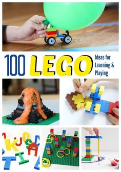 100 Lego Ideas for L