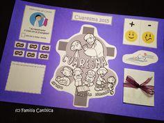 Familia Católica: Página Litúrgica para Cuaresma - Ideal para niños PreK, K