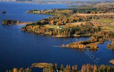 Etelä-Pohjanmaa, Vimpeli, Lappajärvi, Pokela, Pokelanniemi, Savonjoki, Lypsinmaa - http://www.vastavalo.fi/ilmavalokuva-ilmakuva-savonjokisuu-2-316483.html | Finland