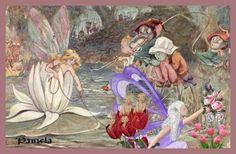 Fairy rescue  ❤•❦•:*´¨`*:•❦•❤ Pamela