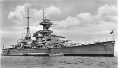 """Tangled Web on Kwajalein - The Prinz Eugen was a German """"Heavy Cruiser"""" class ship that was captured during WWII and used in an Atomic Bomb experiment at the Bikini Atoll. Prinz Eugen, Heavy Cruiser, Capital Ship, Naval History, Armada, Navy Ships, Submarines, Panzer, Cruises"""